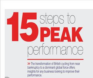 15 Steps to Peak Performance
