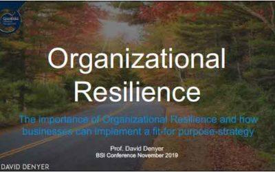 Presentation BSI OR Conference 2019